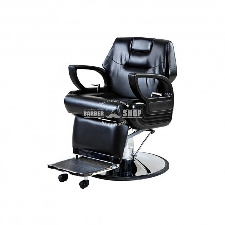 """Abraham"" Professional Hair Reclining Salon Barber Chair"